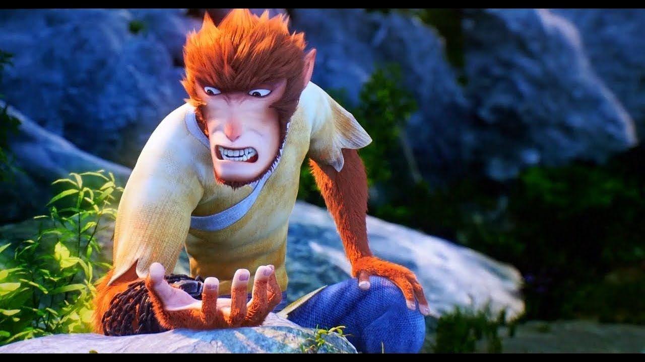 Peliculas Animadas Completa 2018 Peliculas Animadas Completas En Espan Cartoon Art Monkey King Handsome Monkey King