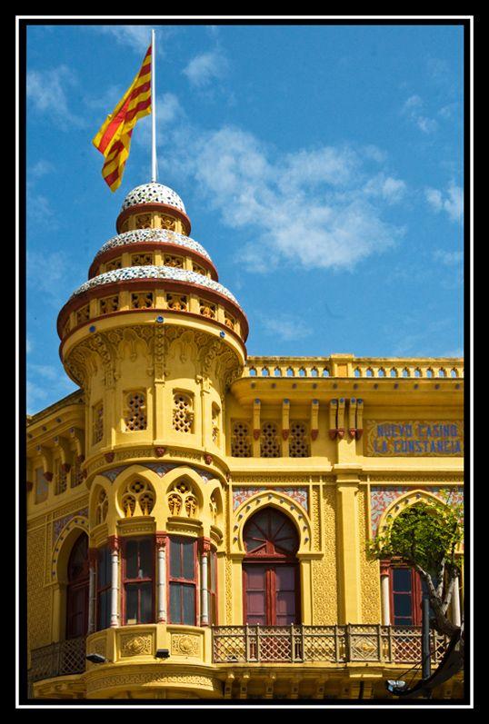 The Constancia, Sant Feliu de Guixols, Spain Copyright: Ra Fer