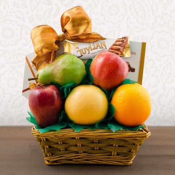 Capalbou0027s Fruit Medley Gift Basket & Capalbou0027s Fruit Medley Gift Basket | BFF PLUS ME BOUTIQUE | Gift ...