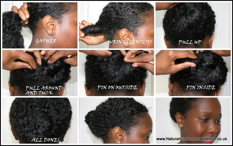 Naturalhair Naturalhairpictorial Naturalhairforwork Simplenaturalhair Style Professionalnatu Work Hairstyles Hair Styles Professional Natural Hairstyles