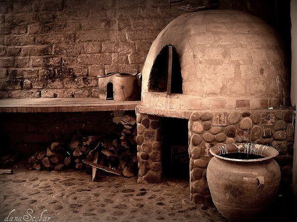 Como simular un horno de le a en casa hogares a le a - Cocinar en horno de lena ...