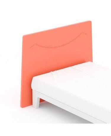 Cabezal para cama de 90 color D1 Coral.  Mobiliario infantil Moti