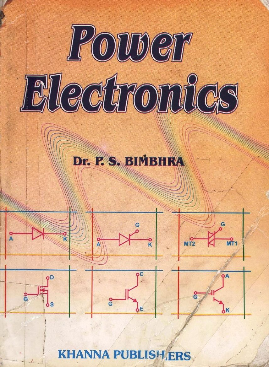 Power Electronicsdrps Bimbhrapdf Books Pinterest Charger Circuit Schematic Battery Index 25