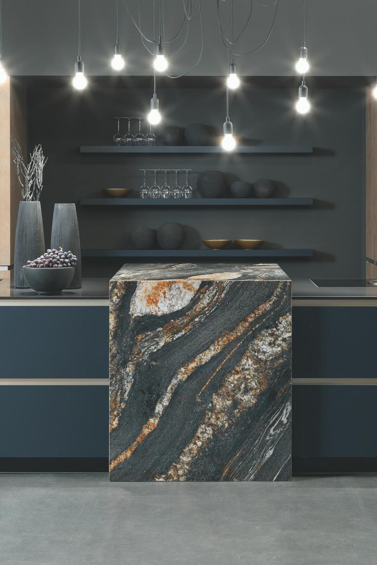 Schwarze Küche: Bilder & Ideen für dunkle Küchen | Dunkle Küchen ...