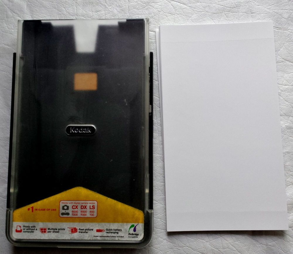 Kodak EasyShare Printer Dock Tray with 14 Sheet Xtralife