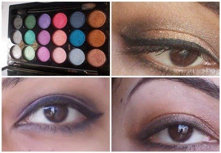 #Colorbar #Longlasting #EyeShadow Pot, Color On Move, #review in details on the blog #eyemakeup