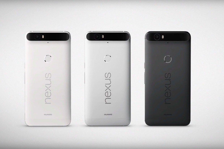 Google announces two nexus phones lg nexus 5x and huawei
