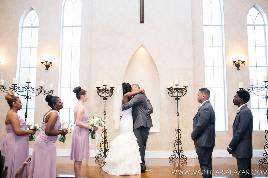 Courtney + Justin's Northeast Wedding Chapel Wedding