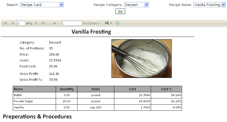 Calculate recipe cost to help price menu items with this free calculate recipe cost to help price menu items with this free software restaurants forumfinder Image collections