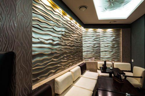 5m 3D Wandpaneele Wandverkleidung Deckenpaneele Paneele