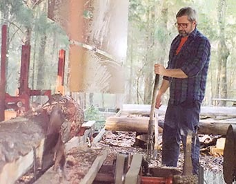 The author didn't know how to build a sawmill when he began per se, but learned by doing. With mechanical aptitude and common sense you can too.