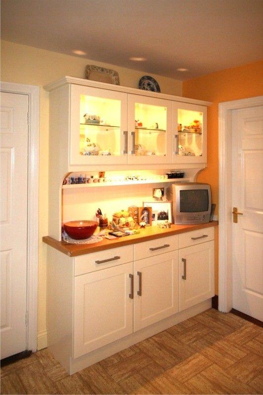 White Kitchen Dresser kitchen dressers images - yahoo image search results | kitchen