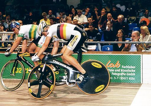Track Cycling's Match Sprint - Where Riders Stand Still http://www.uacchallenge.com/blog/default/track-cyclings-match-sprint-where-riders-stand-still/