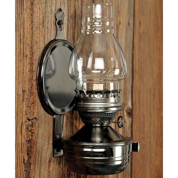Woodshed Wall Mounted Oil Lamp Oil Lamps Wall Lamp Modern Lamp