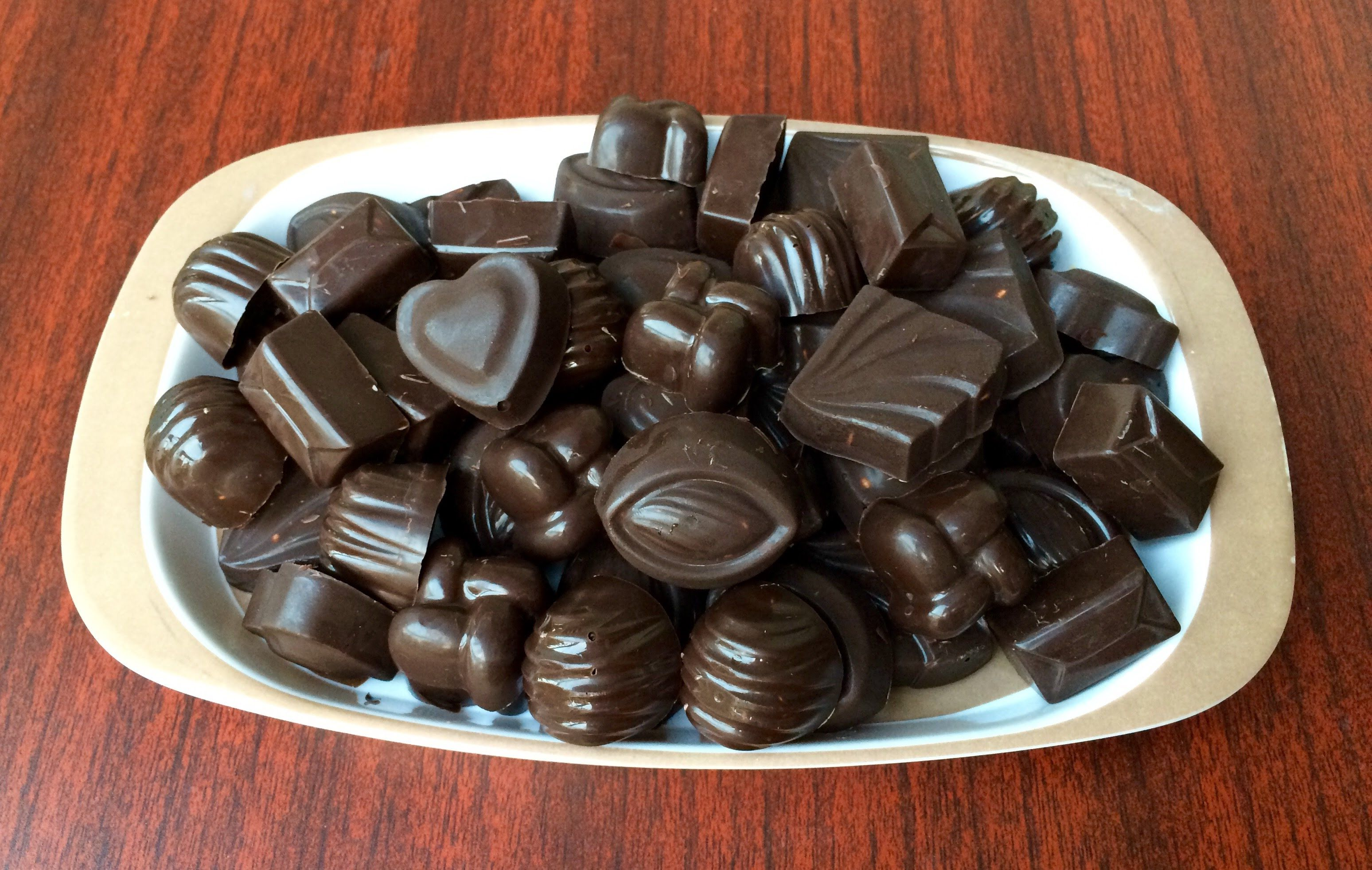 Fruit & Nut Chocolates   Kitchen Time with Neha