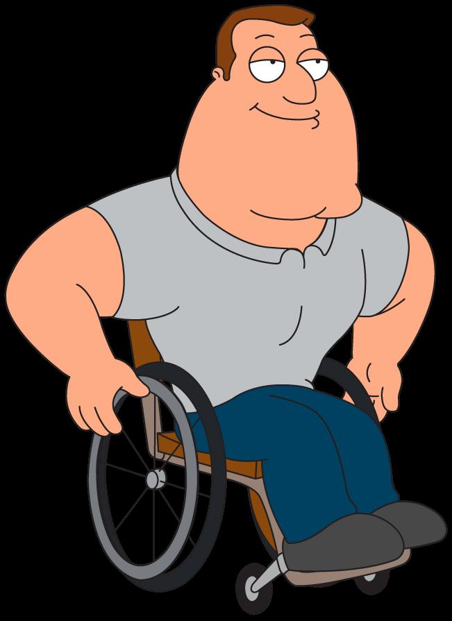 Joe Swanson Family Cartoon Family Guy Stewie Family Guy