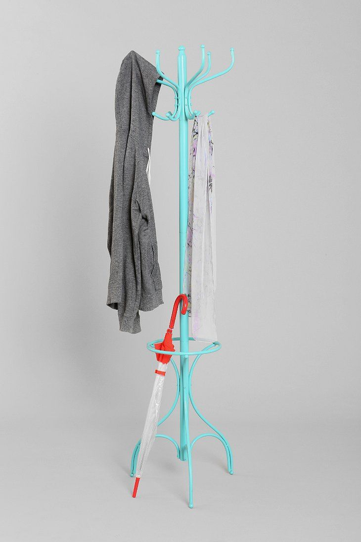 Coming And Going Coat Rack