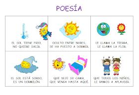 Els Menudets Del Cole Poesia El Sol Esta Constipado Y El Sol Tiene Frio Poesia Para Ninos Poemas Para Ninos Actividades Para Ninos Preescolar