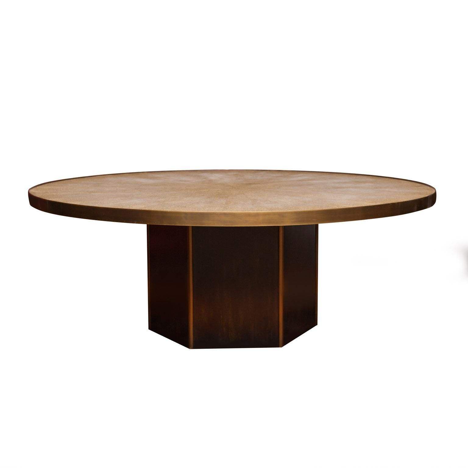 Reuleaux Triangle Coffee Table