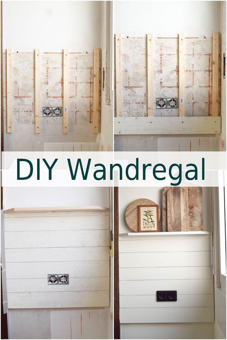 Lieblich Diy Wandverkleidung Holz Selbermachen Renovierung Küche Landhaus