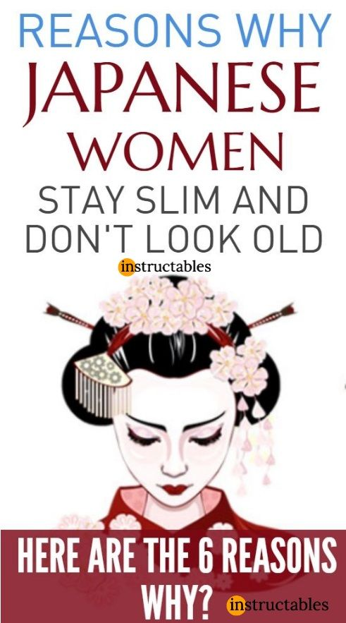 6 Reasons Japanese Women Stay Slim and Don't Look Old is part of Health - Japan is a beautiful country  The green mountains, blue sea, vibrant culture and its mouthwatering cuisine, everything adds to its beauty  It's the cuisine and lifestyle of Japanese people that keep them healthy and young looking  For example, Japanese food is based upon the principle of health and longevity  In fact, Japan is home to the world's highest proportion of people who live more than 100 years  In Japan, food is not solely eaten for taste  Japanese people believe in extracting health benefits from their food  1  Drinking Matcha Japanese people love matcha  The matcha (powdered green tea) is made