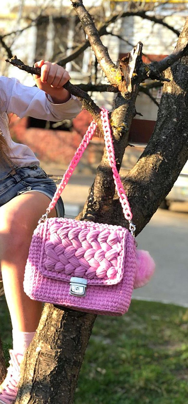 Are you interested in crochet bag models Then youre at the right place On our Pinterest page you can find the best crochet bags Subscribe to our pinterest page for simple...