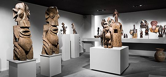 art africain musee paris