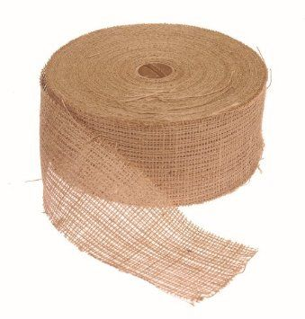 Amazon.com: Burlap Tree Wrap - 4 Inch x 100 Yards: Patio, Lawn & Garden