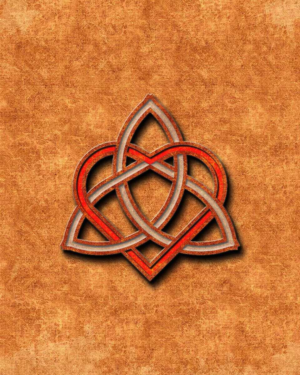 Celtic Mother Daughter Symbols Celtic Daughter Knot Viewing