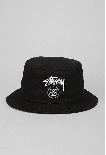 57a329d1bb9648 Stussy Bucket Hat | Fashion in 2019 | Hats, Stussy bucket hat, Mens ...