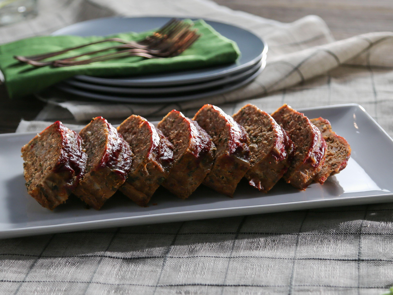 Quick Meat Loaf Recipe Myrecipes