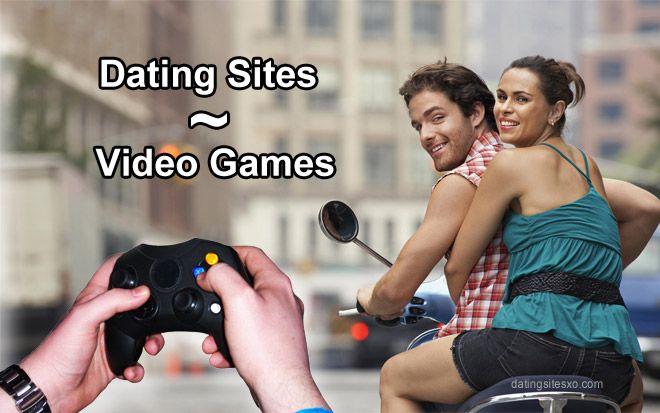 Video gaming dating websites