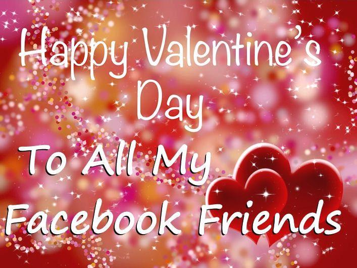 Happy Valentines Day Facebook Friends facebook valentines day ...