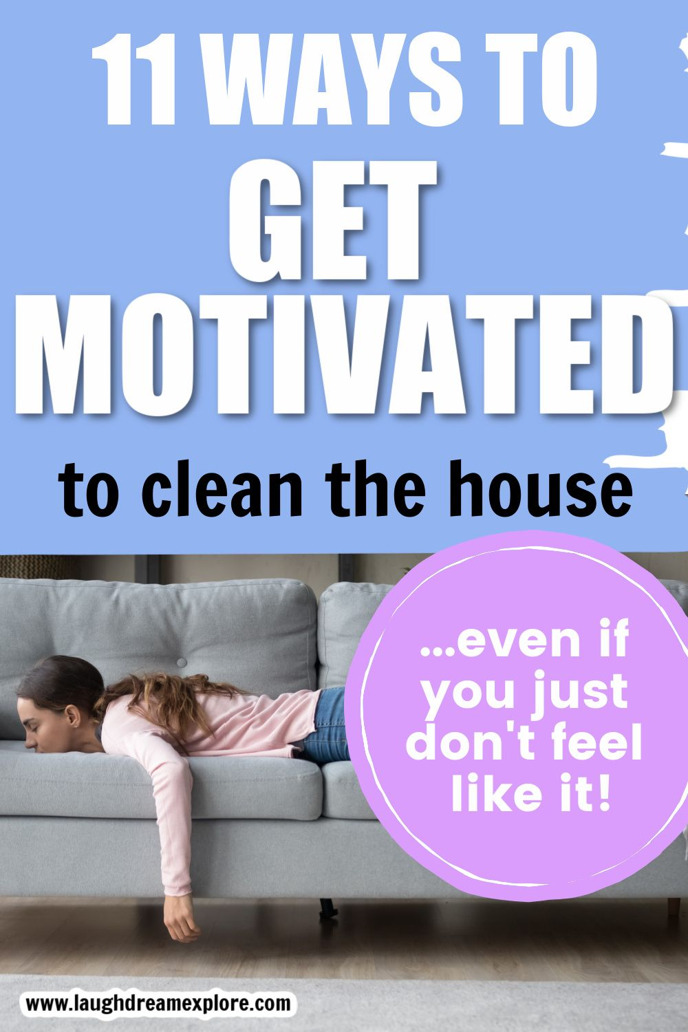How To Get Motivated To Clean The Best Tips For Cleaning Cleaning Motivation Motivation Cleaning