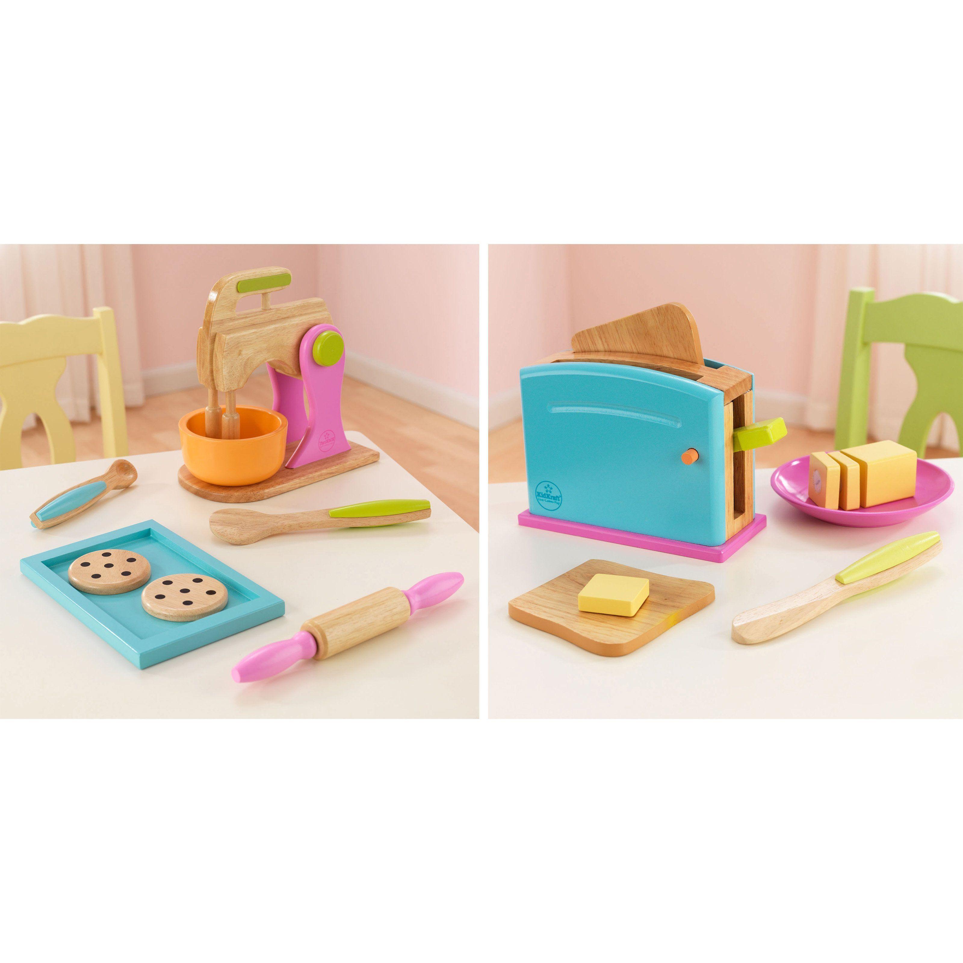 Nice Kidkraft Bright Kitchen Accessories Part - 1: KidKraft Big N Bright Accessory Kit - 2 Pack - $44.99 @hayneedle.com