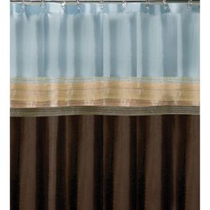 Creative Bath Mystique Shower Curtain The Start Of The Blue And