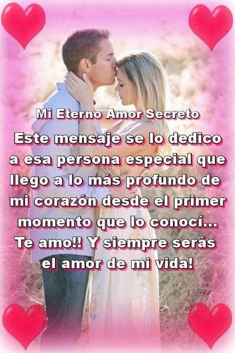 L D Mi Vida Amor Frases De Deseo Frases Vida Amor