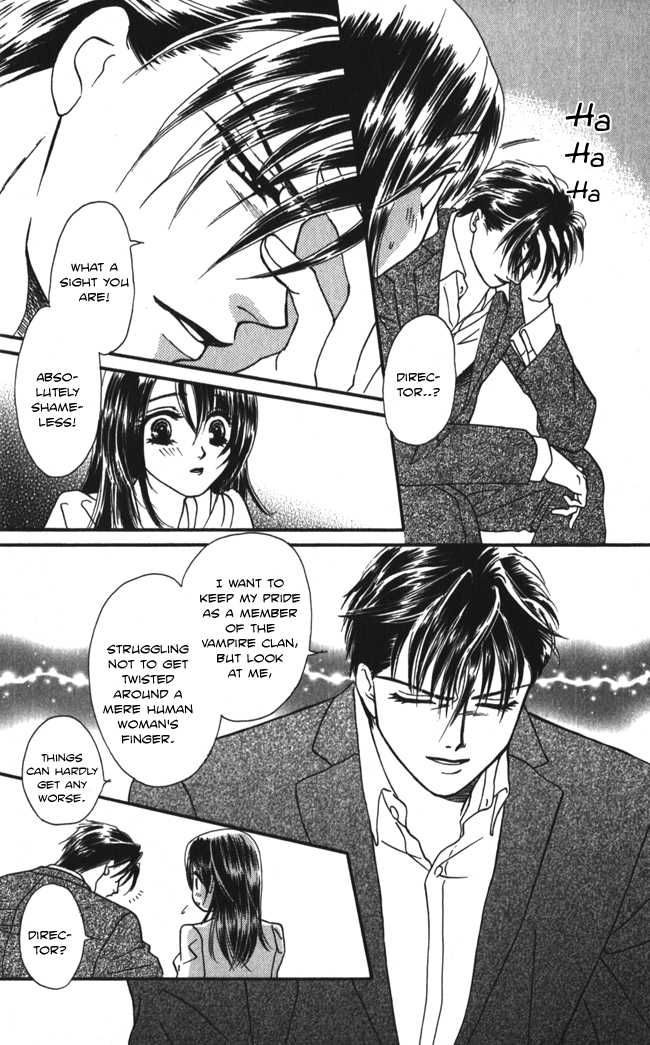 Midnight Secretary 13 Page 26 (With images) Anime