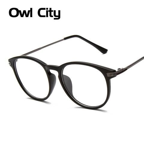 a5d72eee7c Retro Eyeglasses Frame Man Women Transparent Lens Black Gray Floral Frame  Plainmodlilj Eyeglass Frames For Men