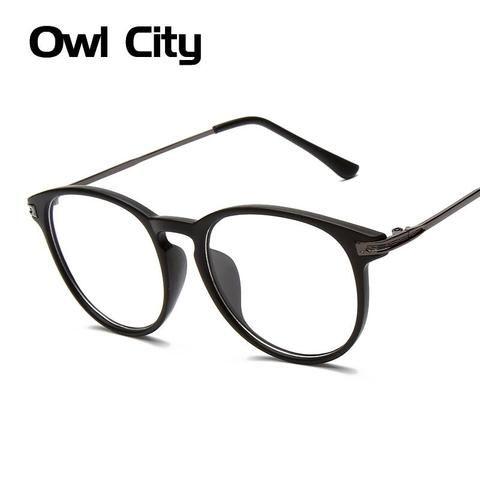a5d72eee7c Retro Eyeglasses Frame Man Women Transparent Lens Black Gray Floral Frame  Plainmodlilj Eyeglass Frames For Men