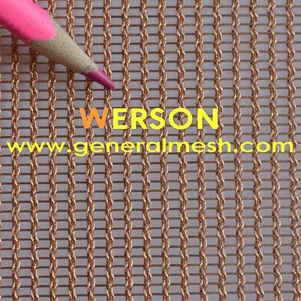 Generalmesh telas arquitectónicas,Tejidos metalicos para fachadas