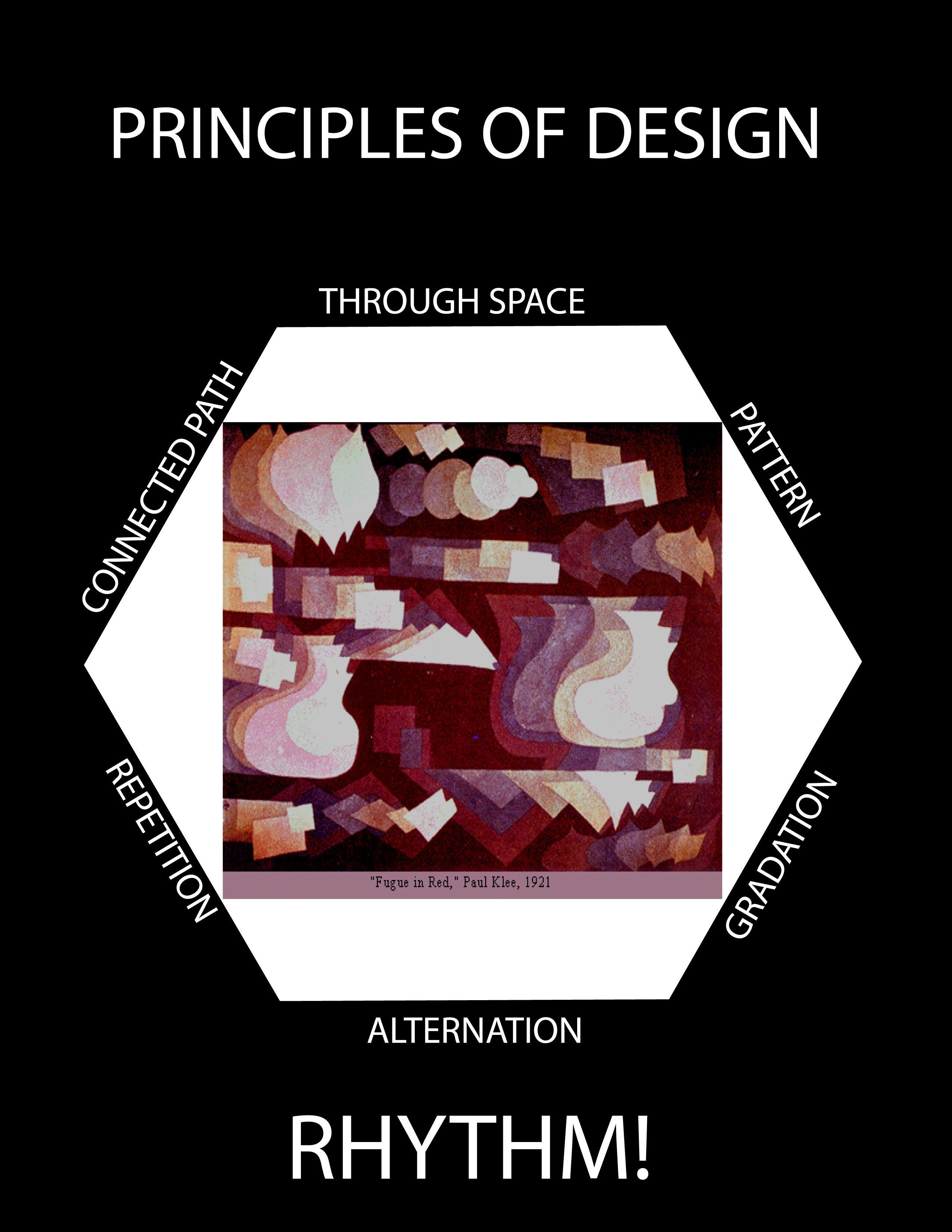 Final Principles Of Design Posters