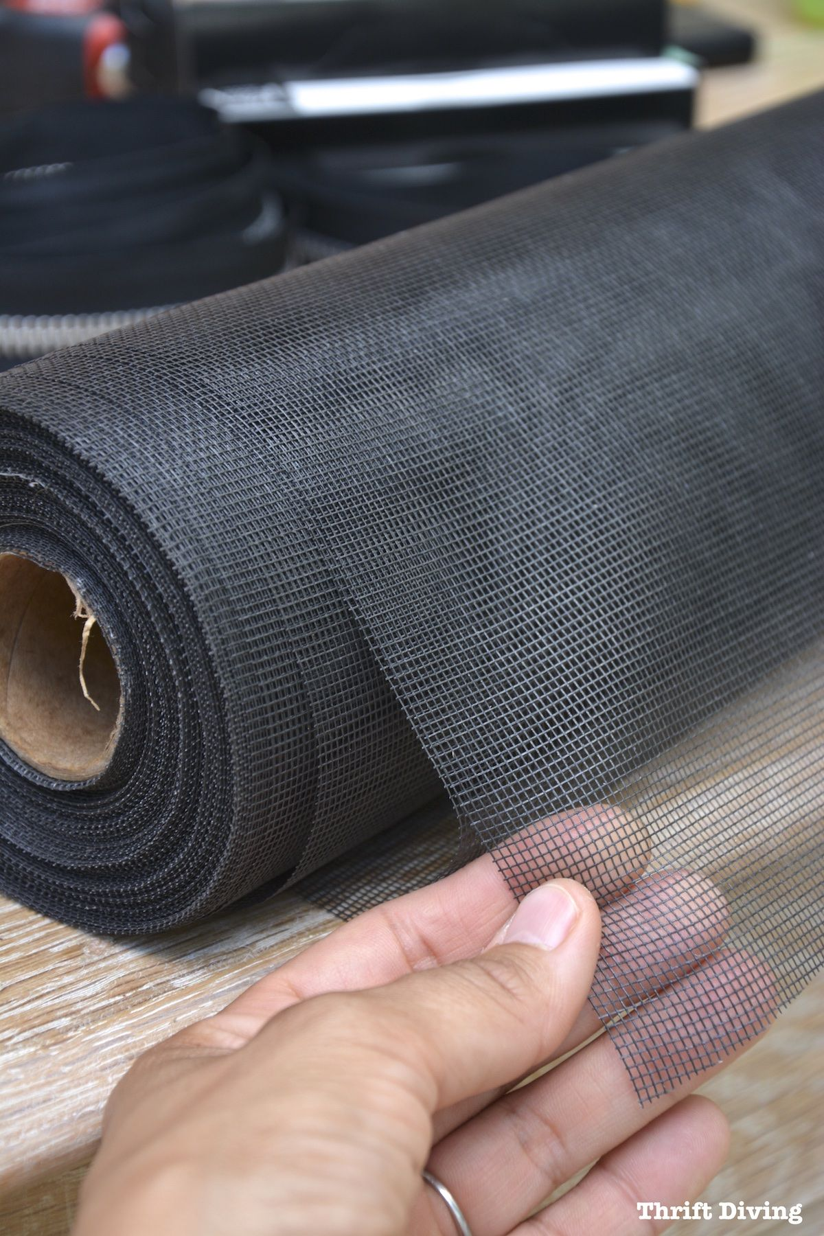 How To Make A Garage Door Screen   Use A Roll Of Fiberglass Screen To Keep  Out Flying Insects, Such As Mosquitos, Stink Bugs, Bees, Moths, Flies, And  Gnats.