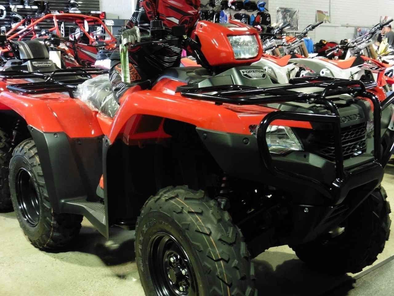 New 2015 Honda TRX 500 EX ATVs For Sale in California. 2015 HONDA TRX 500
