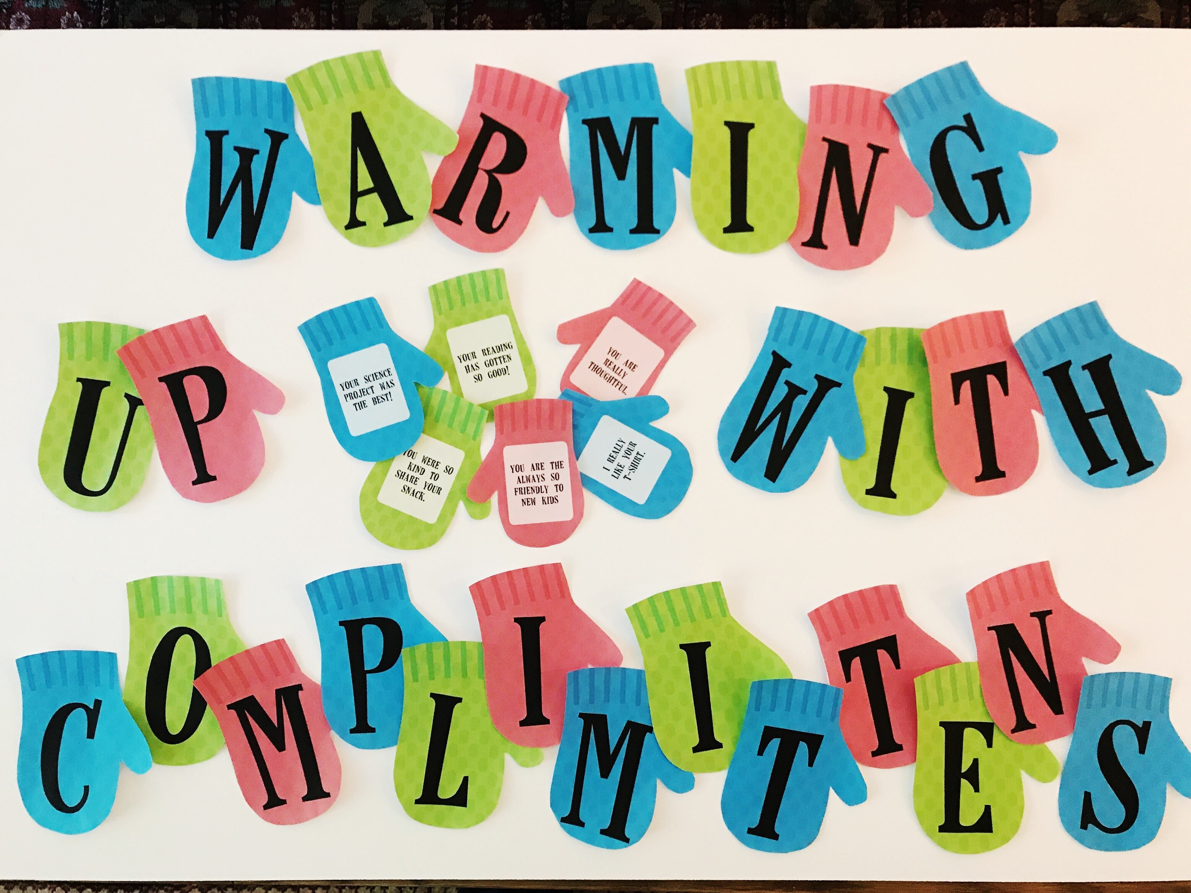 Teaching Compliments To Build Empathy