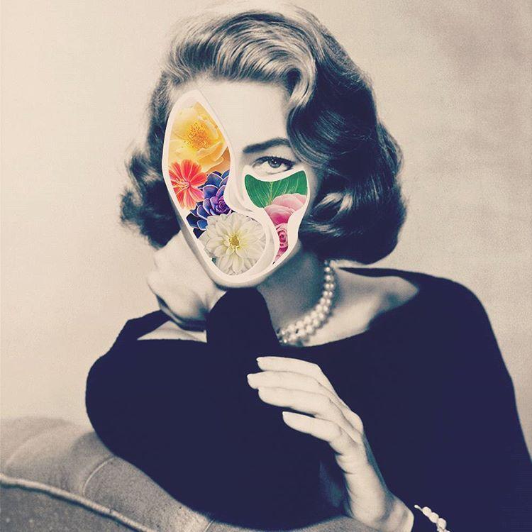 Beautycollage #collages #artcollage #fashioncollage #gloriasubire