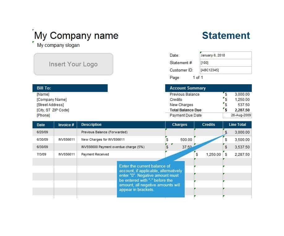 Itemized billing statement template luxury 40 billing
