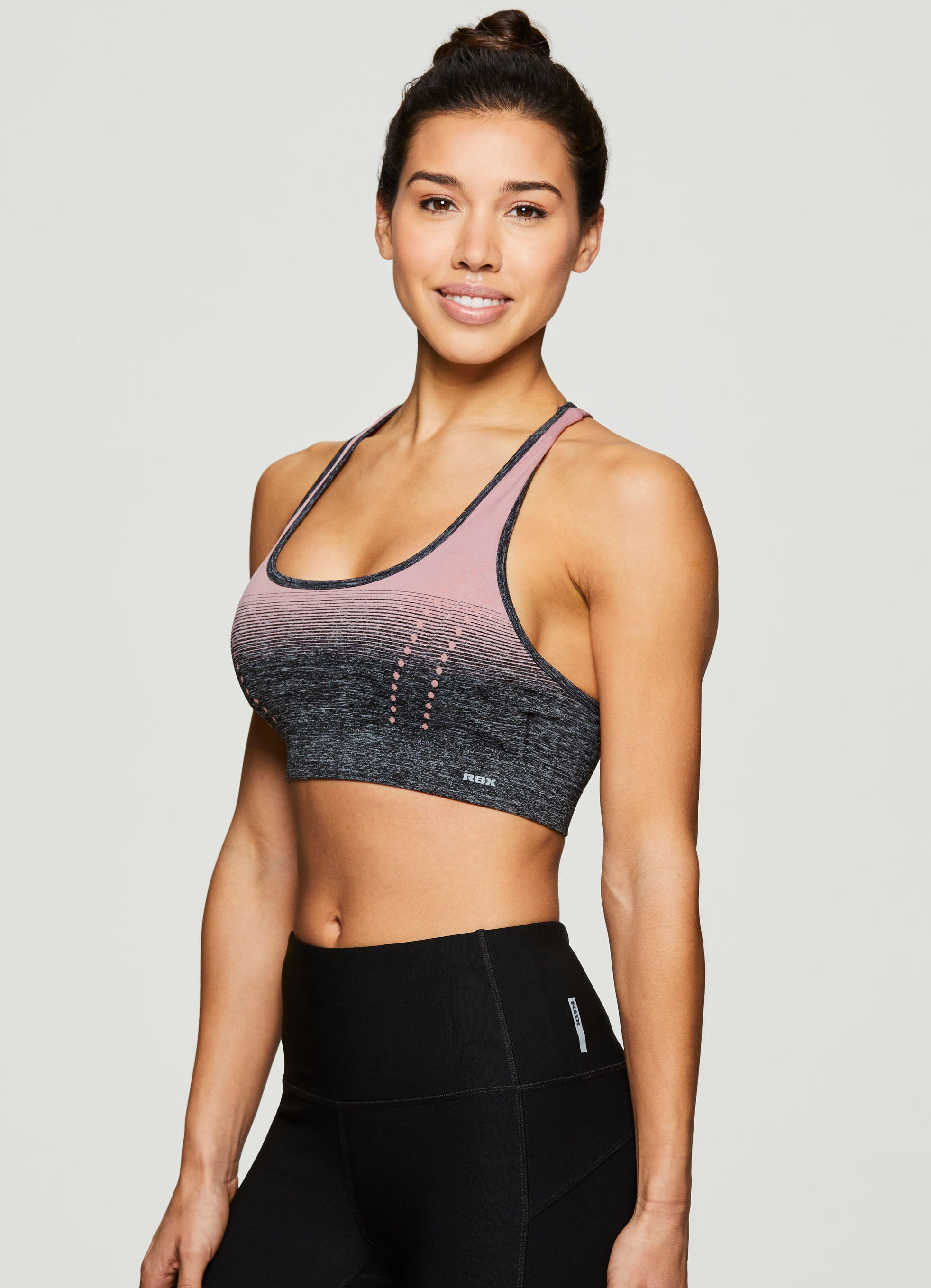c7a120404d From the gym to yoga-this racerback bra will keep you supported for all  medium