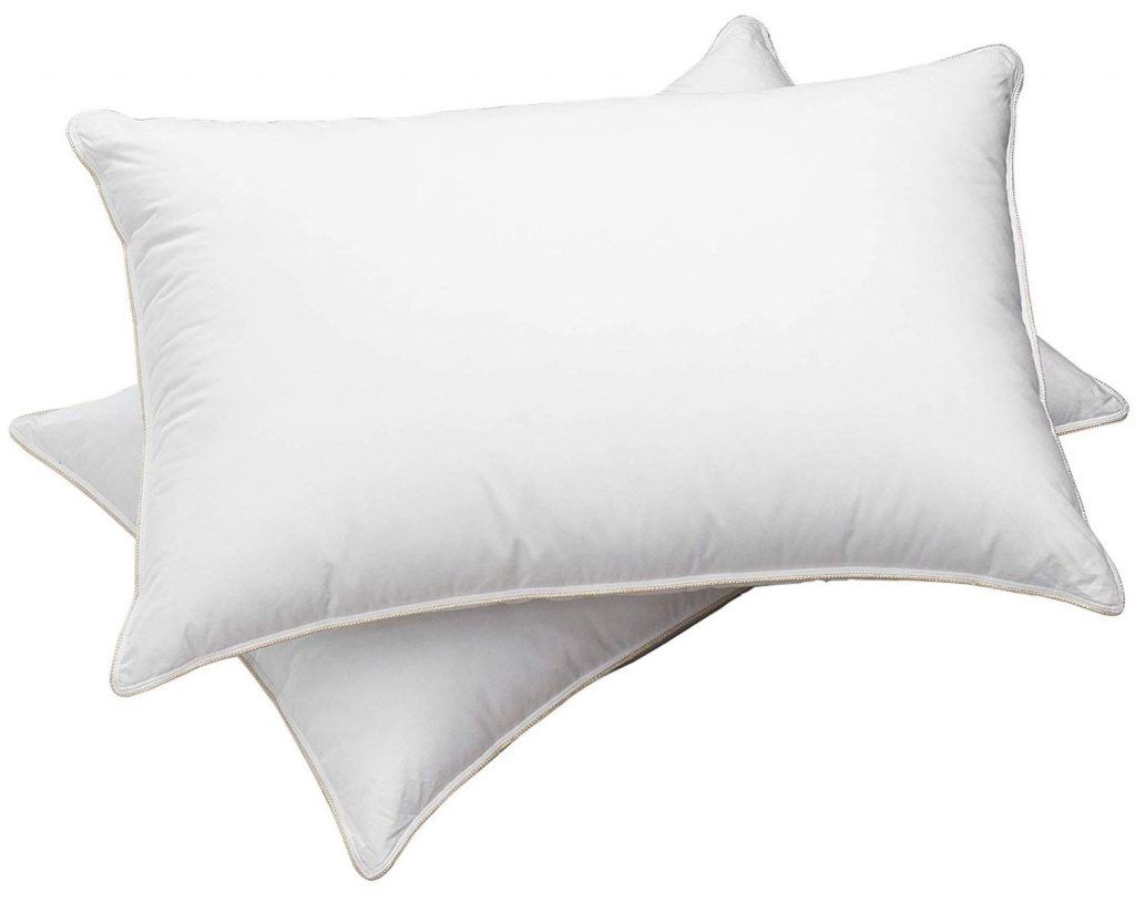 Top 10 Best Down Pillows In 2020 Reviews Buyer S Guide Best