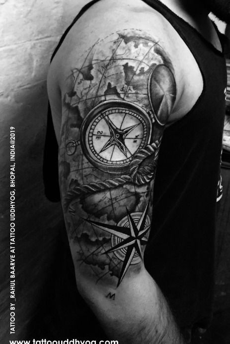 Photo of Travel Tattoo Design #borneotattoos #borneo tattoo dayak #borneo tattoo design #…
